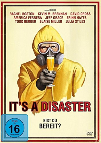 It's a Disaster - Bist du bereit? from ALIVE AG