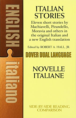 Italian Stories/novelle Italiene: A Dual-language Book from Dover Publications Inc.