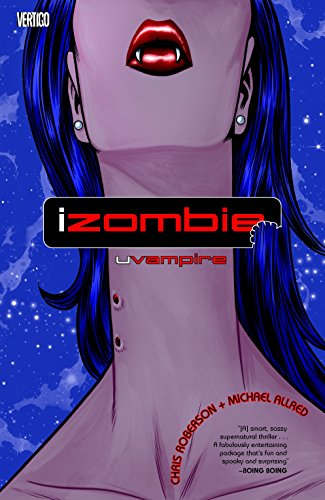 Izombie TP Vol 02 Uvampire from Vertigo