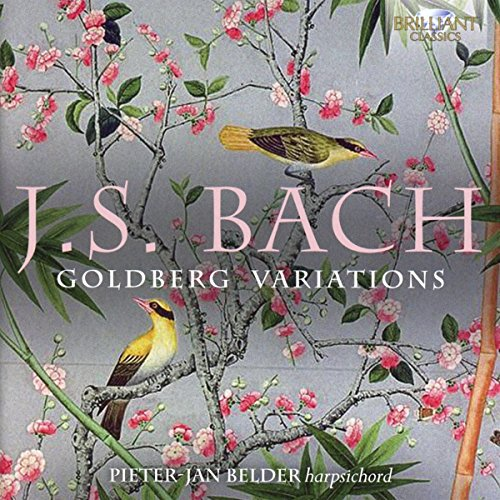 J.S. Bach: Goldberg Variations from BRILLIANT CLASSICS