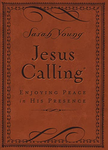 JESUS CALLING Deluxe Edition Jesus Calling from Thomas Nelson Publishers