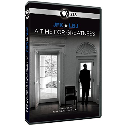 JFK & LBJ: A Time for Greatness [Region 1] from PBS
