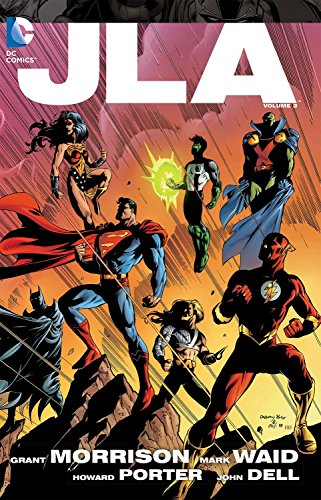 JLA Volume 3 TP (JLA Deluxe Editions) from DC Comics