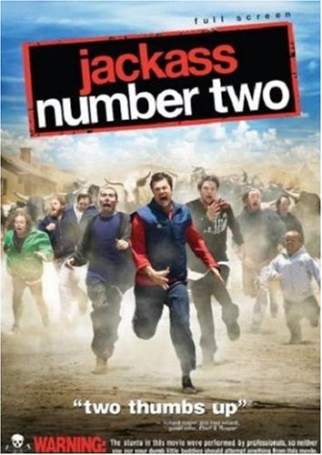 Jackass: Number Two Uncut [DVD] [2006] from Paramount Home Entertainment