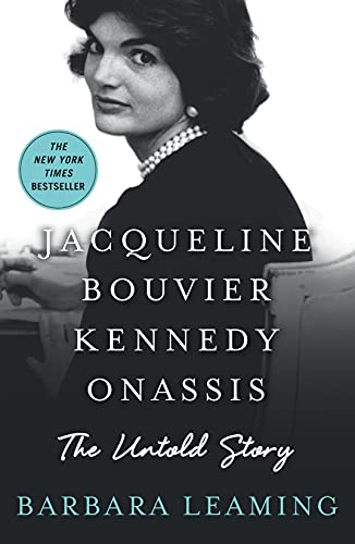 Jacqueline Bouvier Kennedy Onassis from St. Martin's Griffin