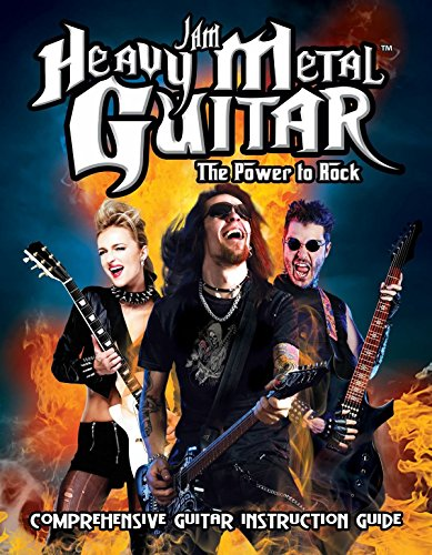 Jam Heavy Metal Guitar: Power To Rock [DVD] [2013] from Wienerworld