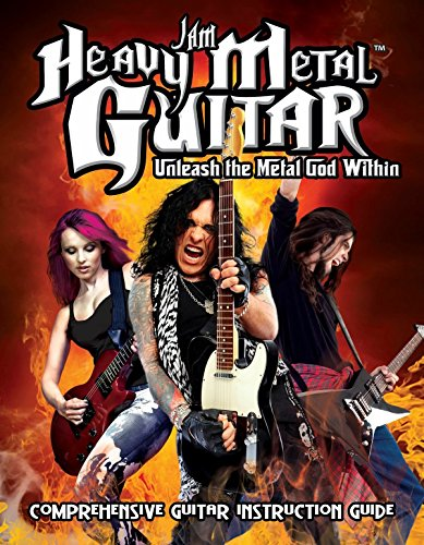 Jam Heavy Metal Guitar: Unleash The Metal God Within [DVD] [2013] from Wienerworld