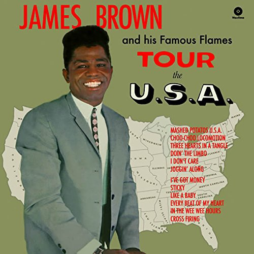 James Brown and his Famous Flames Tour the USA + 2 bonus [VINYL]