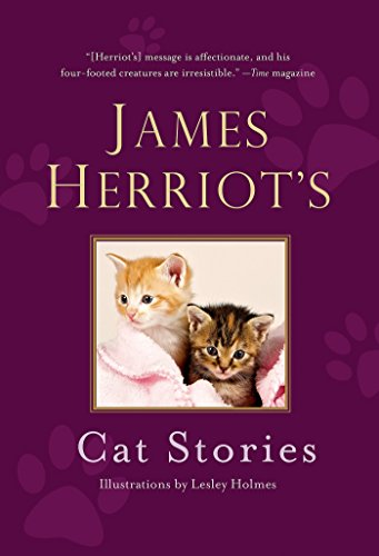 James Herriot's Cat Stories from St. Martin's Press