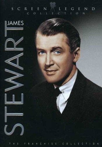 James Stewart: Screen Legend Collection [DVD] [Region 1] [US Import] [NTSC] from Universal Home Video
