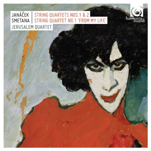Janáček: String Quartets 1 'Kreutzer Sonata' & 2 'Intimate Letters'; Smetana: String Quartet No. 1 'From My Life'
