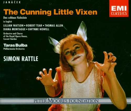 Janácek: The Cunning Little Vixen from EMI