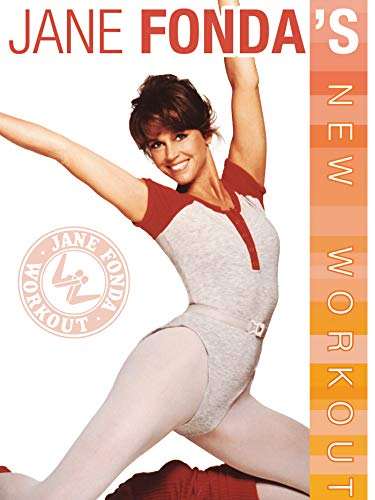 Jane Fonda's New Workout [DVD] [2015] from Sony Pictures Home Entertainment