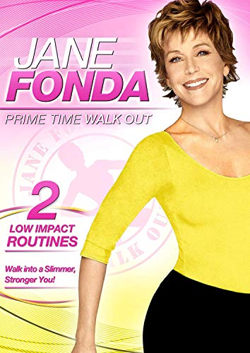 Jane Fonda: Prime Time Walkout [DVD] from Lions Gate Home Entertainment