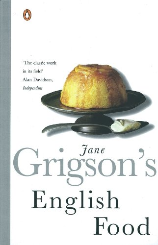 Jane Grigson's English Food from Penguin