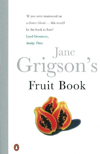 Jane Grigson's Fruit Book (Penguin Cookery Library) from Penguin