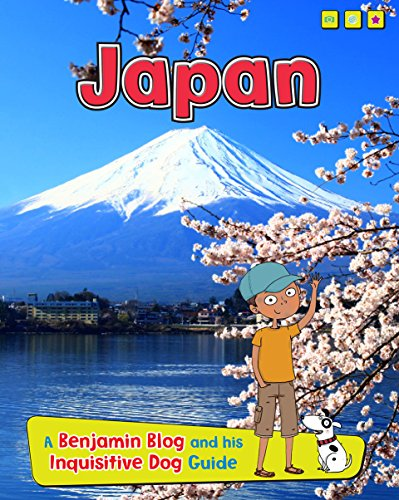 Japan (Benjamin Blog and His Inquisitive Dog Guide) from Raintree