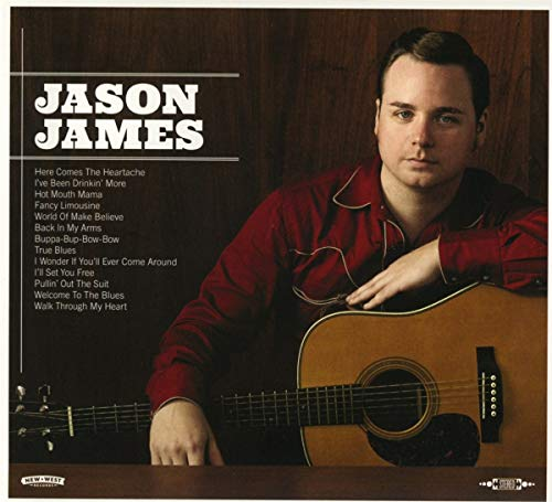Jason James from New West Records