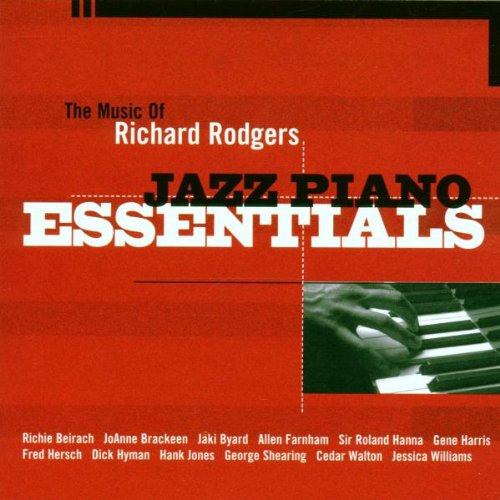 Jazz Piano Essentials - the Music of Richard Rodgers