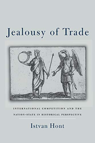 Jealousy of Trade from Harvard University Press