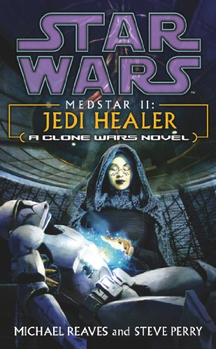 Jedi Healer (Star Wars: Medstar II) from Arrow