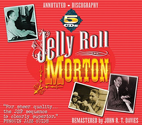 Jelly Roll Morton - Complete Recorded Work, 1926-1930 from JSP