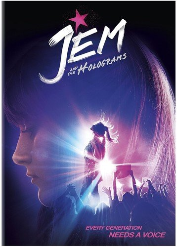 Jem and the Holograms [Region 1] from Universal Studios