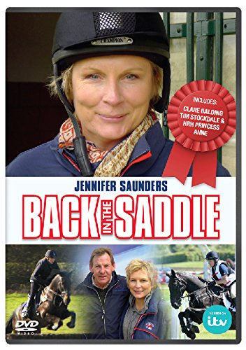 Jennifer Saunders: Back in the Saddle [DVD] from Spirit Entertainment Limited