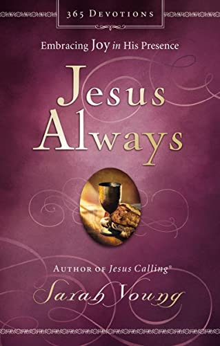 Jesus Always (Jesus Calling (R)) from Thomas Nelson