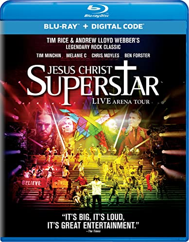 Jesus Christ Superstar Live Arena Tour [Blu-ray] [US Import] from Universal Studios