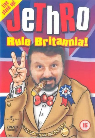 Jethro: Rule Britannia [DVD] [2001] from Universal Pictures UK