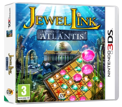 Jewel Link: Legends of Atlantis (3DS) from Avanquest Software