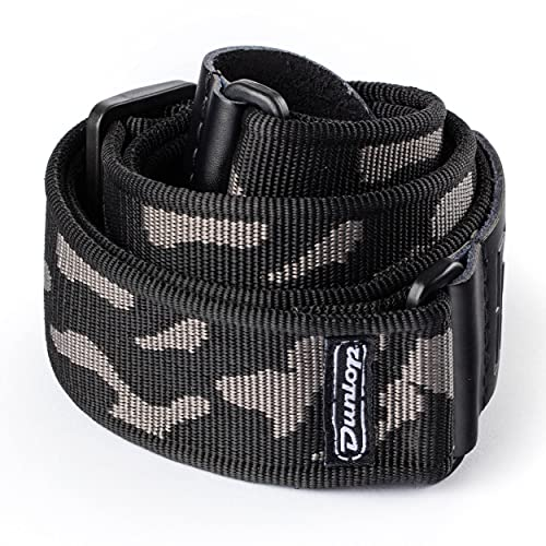 Jim Dunlop Guitar Strap - Cammo Grey from Jim Dunlop