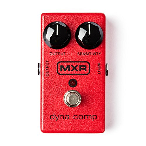 Jim Dunlop MXR Dyna Comp Pedal from Jim Dunlop
