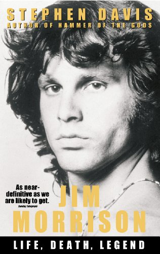 Jim Morrison: Life, Death, Legend from Ebury Press