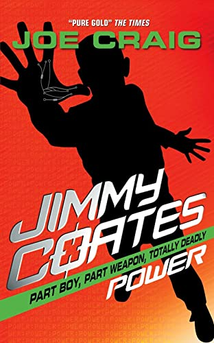 Jimmy Coates: Power from HarperCollins Publishers