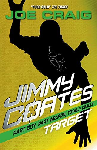 Jimmy Coates: Target (Jimmy Coates S.) from HarperCollins Publishers