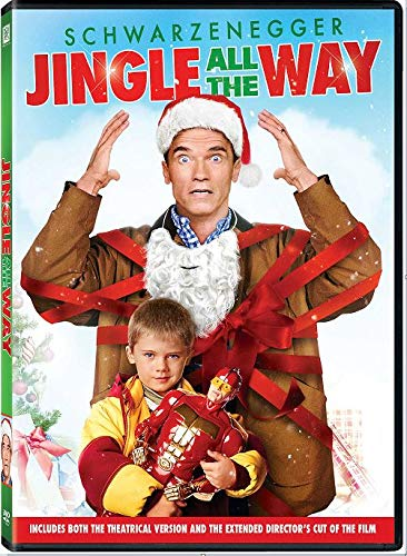 Jingle All the Way [DVD] [1996] [Region 1] [US Import] [NTSC] from Tcfhe