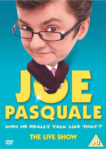 Joe Pasquale - Does He Really Talk Like That? The Live Show [DVD] from 2 Entertain Video