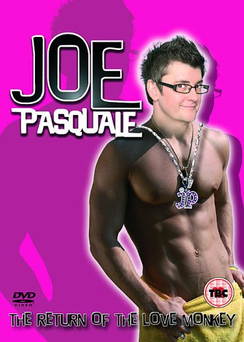Joe Pasquale - Return Of The Love Monkey [DVD] from 2 Entertain Video