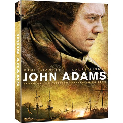 John Adams - The Complete HBO Series [DVD] [2009] from Warner Home Video