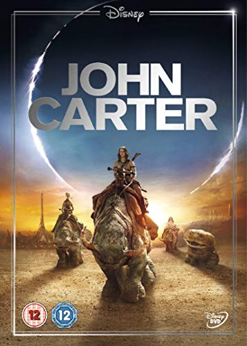 John Carter [DVD] from Walt Disney Studios Home Entertainment