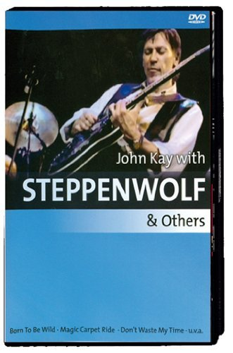 John Kay With Steppenwolf & Others [DVD] from EU Import