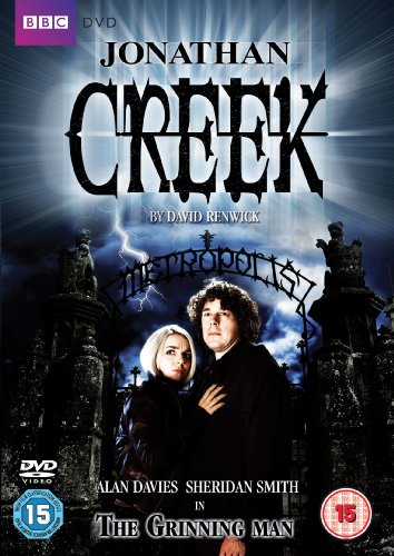 Jonathan Creek - The Grinning Man [DVD] from BBC