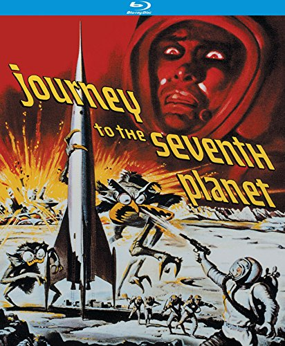 Journey to the Seventh Planet (1961) [Blu-ray] from KINO INTERNATIONAL