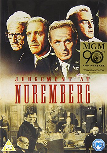 Judgement At Nuremberg [DVD] from 20th Century Fox Home Entertainment