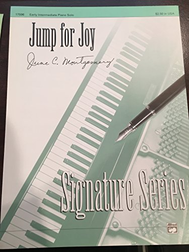 Jump for Joy Sheet from Alfred Music Publications