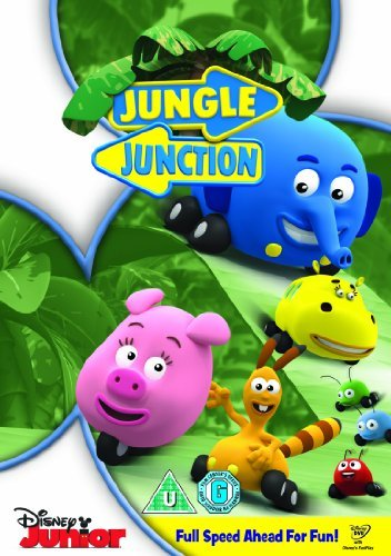 Jungle Junction [DVD] from Walt Disney Studios Home Entertainment