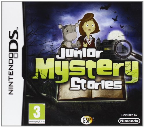 Junior Mystery Stories (Nintendo DS) from Avanquest Software