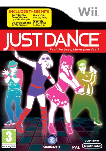 Just Dance (Wii) from Ubisoft